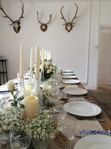 Beautiful new service from Louisa Loasby